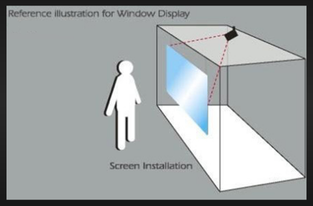 Projector Layout